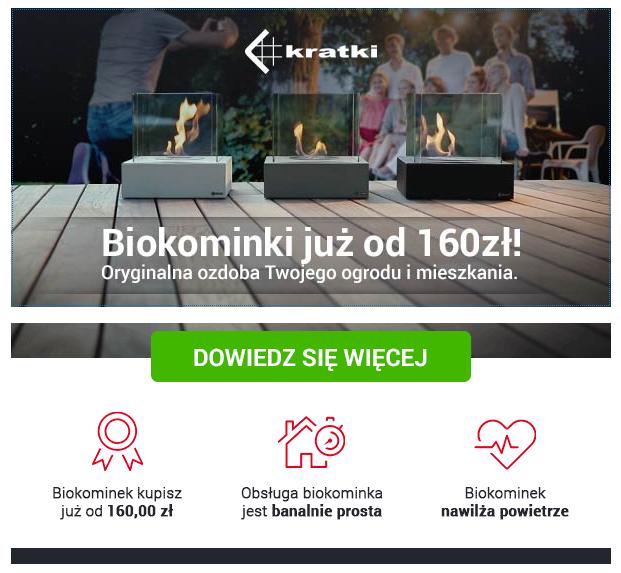Nowości Kratki pl Kominki GP Kraków Biokominki